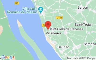 Château de Barbe, 33710 Villeneuve, France