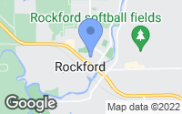 Map of Rockford, MN