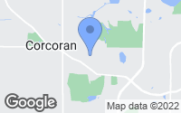Map of Corcoran, MN