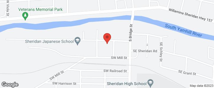 220 SW Monroe St Sheridan OR 97378