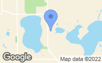 Map of North Oaks, MN