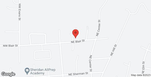 401 NE Faulconer St Sheridan OR 97378