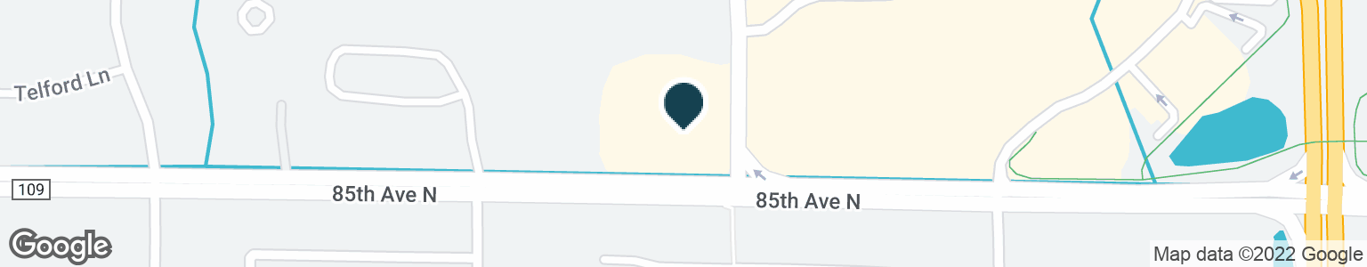 Google Map of2024 85TH AVE N