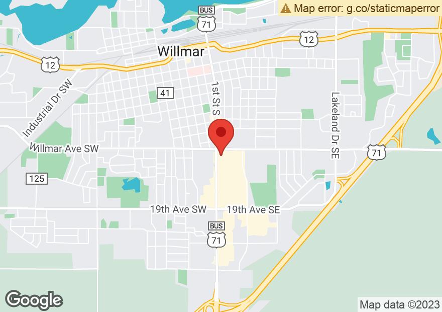 Google Map of 1301 1ST ST S