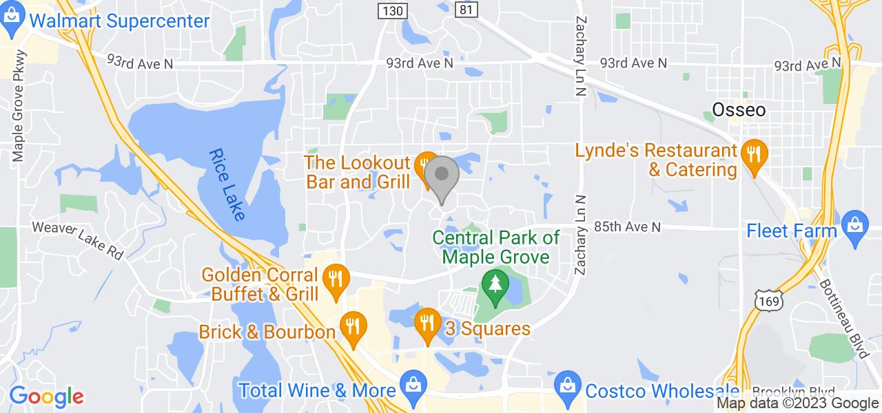 18698 85th Pl N, Maple Grove, MN 55369, USA