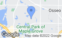 Map of Maple Grove, MN