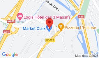 Place Jean Monnet 38640 Claix