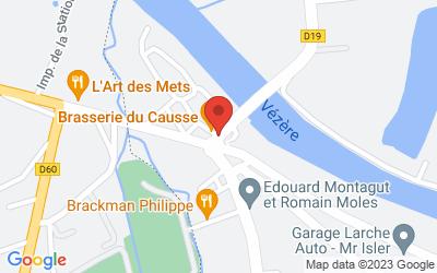 2 Rue du Four, 19600 Larche, France