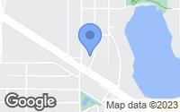 Map of Spring Lake Park, MN