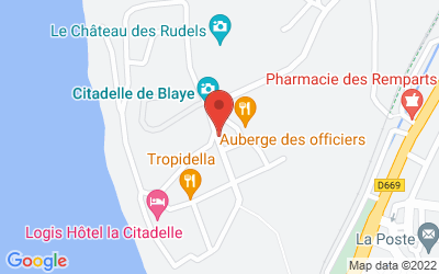 Citadelle, 33390 Blaye