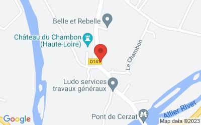 Le Chambon, 43380 Cerzat, France