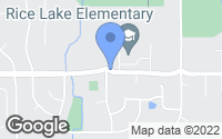 Map of Lino Lakes, MN