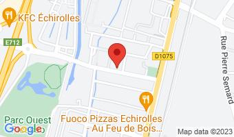 Place Georges Kioulou 38130 Échirolles