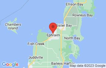 Map of Ephraim