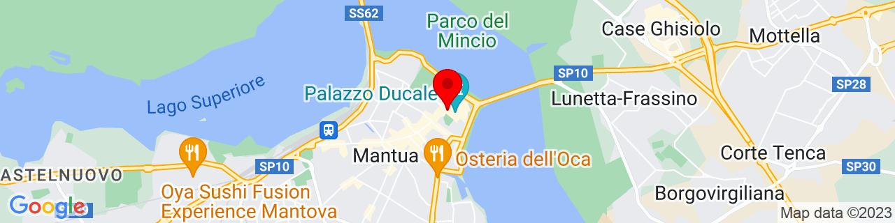 Google Map of 45.16031, 10.79784