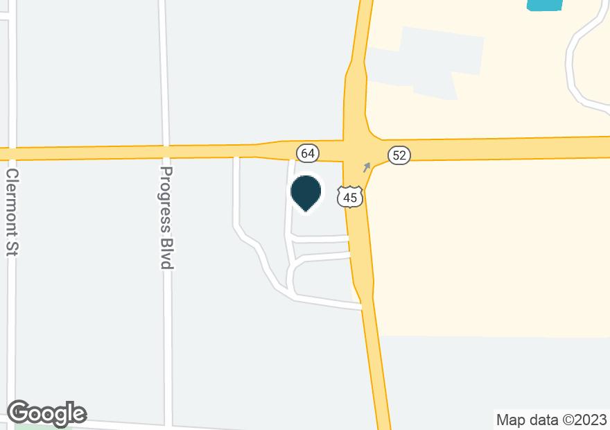 Google Map of2204 NEVA RD