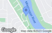 Map of Champlin, MN
