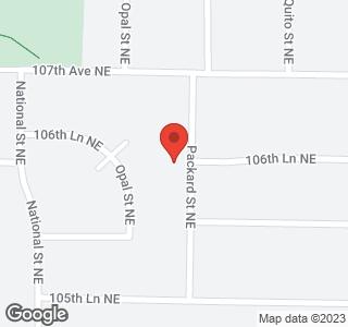 10638 Packard Street NE