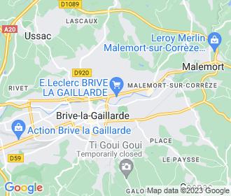 Avenue Jacques et Bernadette Chirac