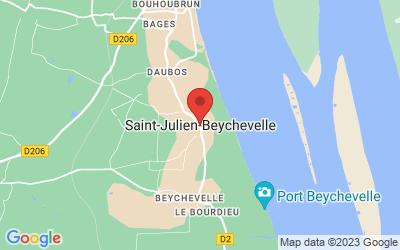 33250 Saint-Julien-Beychevelle, France