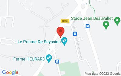 Le Prisme - 89, av. de Grenoble Seyssins