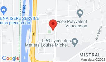 72 Avenue Rhin et Danube 38000 Grenoble