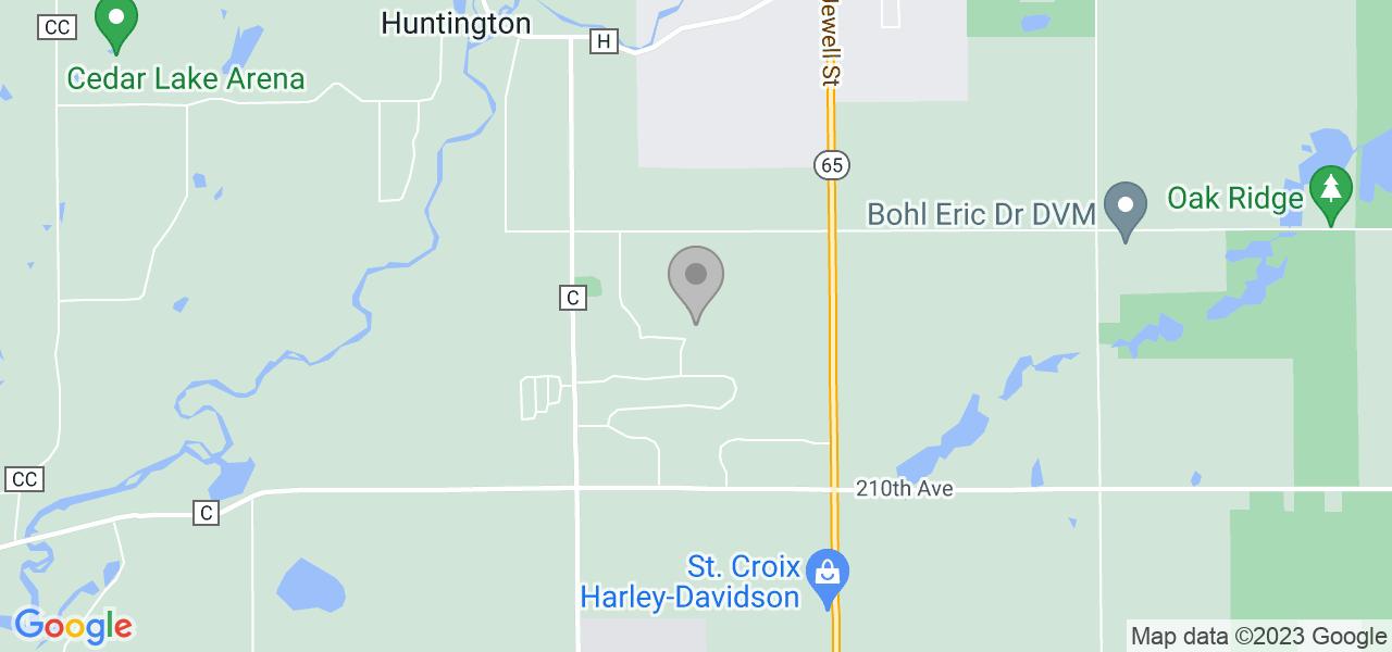 2159 134th St, New Richmond, WI 54017, USA