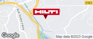 Hilti Store chez Point P - Périgueux (ZI Boulazac)