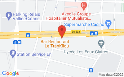 45 Boulevard Joseph Vallier, 38100 Grenoble, France
