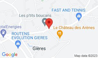 Place de la République 38610 Gières