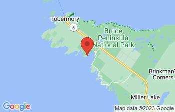 Map of Dorcas Bay