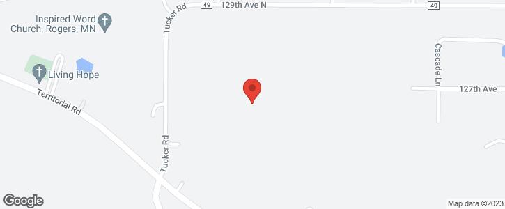 xxxxx Territorial Road Rogers MN 55374