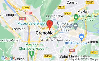 5 rue Auguste Gache, 38000 Grenoble, France