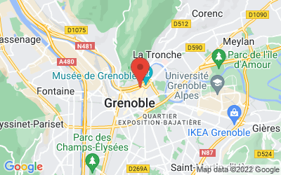 1 rue de Lionne, 38000 Grenoble, France