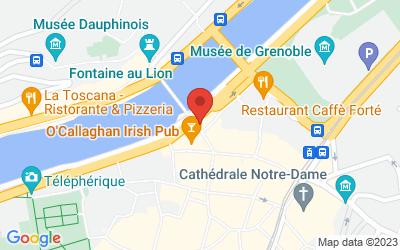 1 rue de Lionne, 38000 Grenoble, France