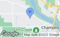 Map of Dayton, MN