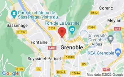 14 rue Arago, 38000 Grenoble, France