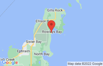 Map of Rowleys Bay