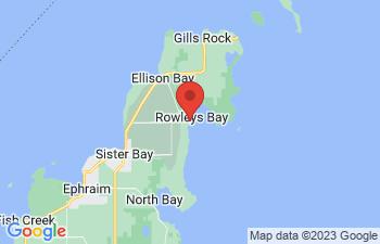 Map of Rowleys Bay