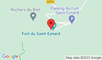 Fort du St Eynard 38700 Le Sappey-en-Chartreuse