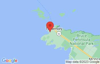 Map of Hay Bay