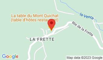 1531 Route du Sappey 38950 Quaix-en-Chartreuse