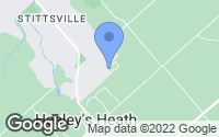 Map of Goulbourn, ON