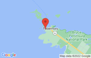 Map of Tobermory