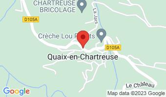 Place Victor Jaillet, Quaix en Chartreuse 38950 Quaix-en-Chartreuse