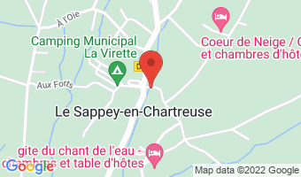 L'Hostellerie 38700 Le Sappey-en-Chartreuse