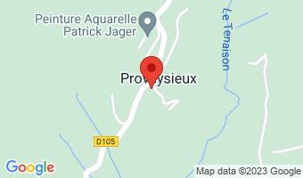 38120 Proveysieux
