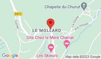 Le Mollard 38700 Le Sappey-en-Chartreuse