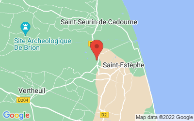Château Tour des Termes 2 rue Pigeonnier Saint-Corbian 33180 SAINT-ESTEPHE