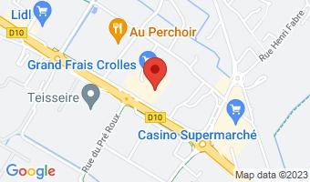 755 avenue Ambroise Croizat 38920 Crolles